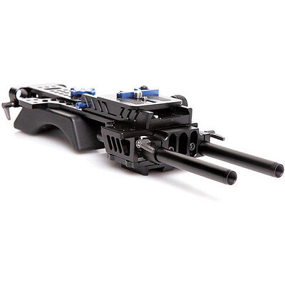 Ikan BS-T03 Tilta 15mm Quick-Release Baseplate for Sony VCT-U14 Tripod Adapter