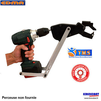 E1614 : Sertisseuse automatique POWER PROFIL EDMA