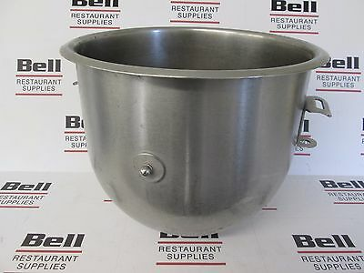 *used* Hobart 20 Qt Quart Stainless Steel Mixer Bowl - Free Shipping