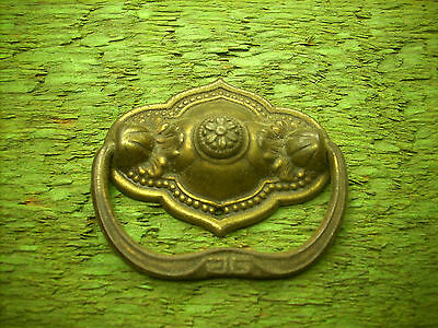 Vintage Brass Drawer Pull                           ( 3219-611)