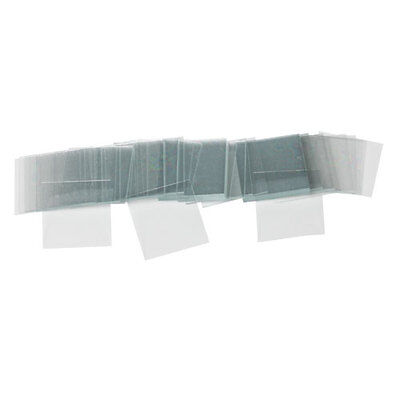 Karter Scientific 22 x 22 mm Microscope Slides Cover Glass Slips, 1 Pack 100