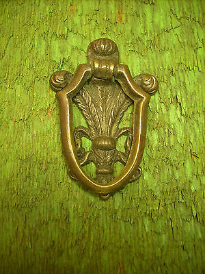 Vintage Brass Drawer Pull                           ( 3219-Pp)