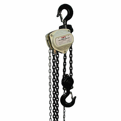 JET S90-300-15 3 Ton Hand Chain Manual Hoist with 15' Lift - 101941
