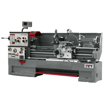 JET GH-1860ZX 3-1/8 Spindle Bore Geared Head Lathe