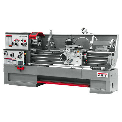 JET GH-1660ZX 3-1/8 Spindle Bore Geared Head Lathe