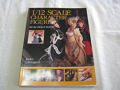 James Carrington - 1/12 Scale Character Figures for the Dolls' House