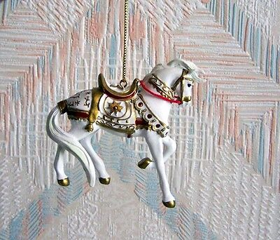 Painted Ponies A Royal Holiday Christmas Ornament