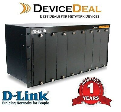 D-LINK DPS-900 Redundant Power Supply Chassis 8-Bay