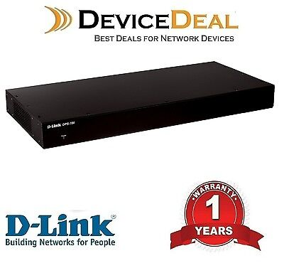 D-LINK DPS-700 Redundant Power Supply Unit 589W Redundant Power Supply Unit