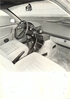 Citroen CX 1979 original Large press photo