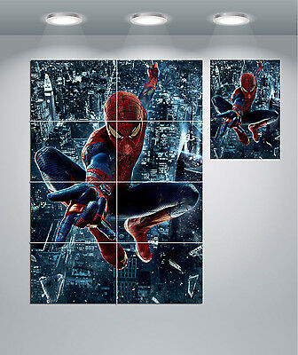 The Amazing Spiderman Marvel Giant Wall Art poster Print