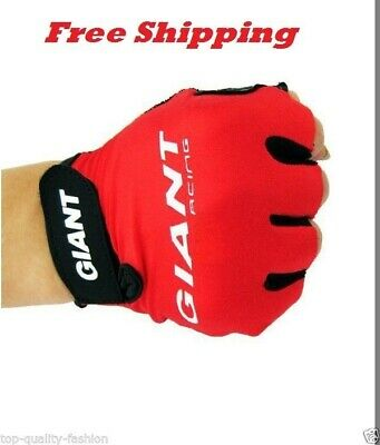Brand Giant Half Finger Men Women Gel Cycling Gloves Mountain bike breathable