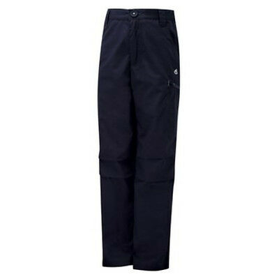 Craghoppers Kids Kiwi Cargo Trousers Dark Navy