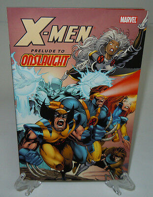 X-Men: Prelude to Onslaught Book 0 Cable Marvel Comics TPB Trade Paperback New
