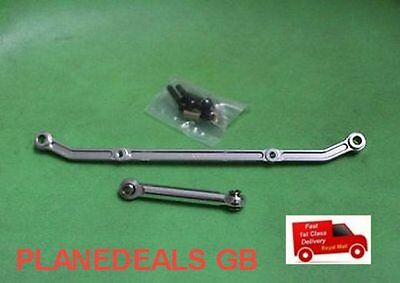 AXIAL STEERING SUSPENSION Links parts trees for SCX10 4 link Honcho