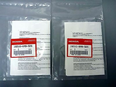 HONDA Genuine NSR250R MC16 MC18 MC21 CARBURATOR GASKET KIT SET 16010-KM9-505