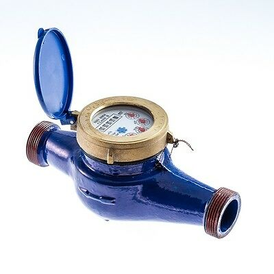 Garden Irrigation & Water Meters, BSP Ends, Heavy Duty - NEXT DAY DELIVERY