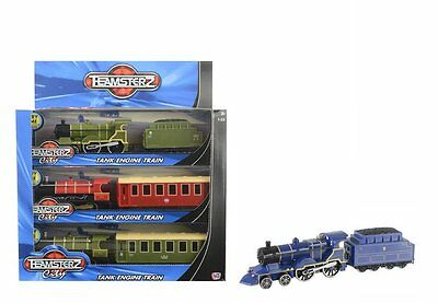 Teamsterz Tank Engine Steam Train with Lights & Sounds Die-cast Childrens Toy