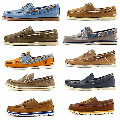 Timberland Classic Earthkeepers Heritage & Icon 2-Eye Boat Deck Shoes All Sizes
