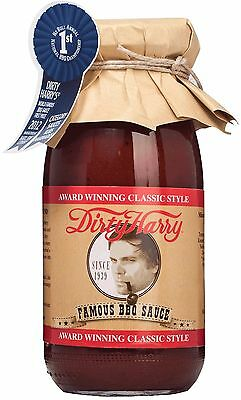Münchner Kindl Dirty Harry´s Barbecue Sauce Bioland  250 ml
