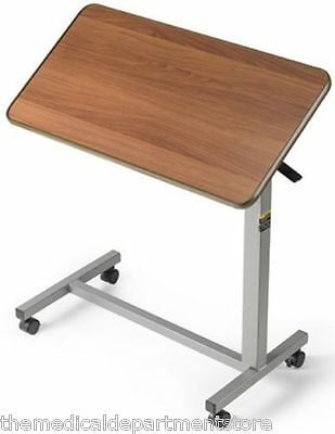 Invacare Tilt Top Overbed Table - Tilt-Top Over Bed Table 6418