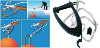 Special Mooring Device With Double Opening Nautical Accessories