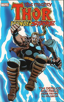 Thor Thunderstrike Tpb Herb Trimpe Artwork - 2011