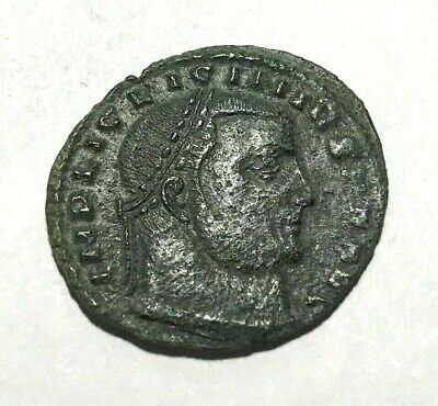Ancient Roman Empire, Licinius I. 308 - 324 AD. AE Follis