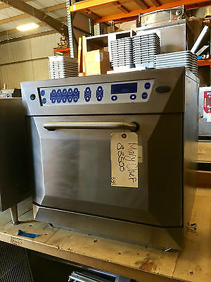 Merrychef Turbo 402S & High Speed Oven