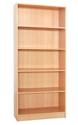 Mission Bookcase - 1800(H) X 800(W) - White