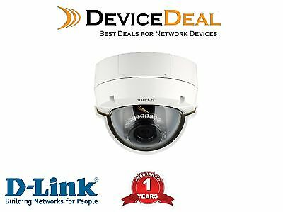 D-LINK DCS-6513 Day & Night Outdoor Vandal-Proof Network Cam Full HD 3MP