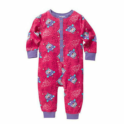 Giggle and Hoot - Hootabelle jumpsuit onesie pyjamas with Christmas theme