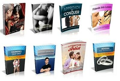 100 Dating and Relationship Ebooks