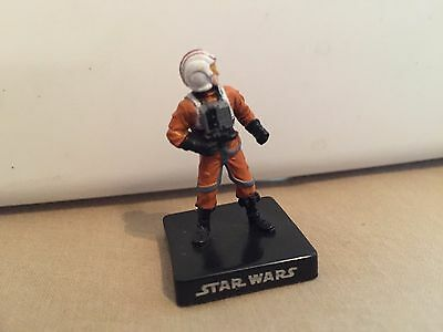 Star Wars Miniatures Alliance and Empire #20/60 Rebel Pilot - NC