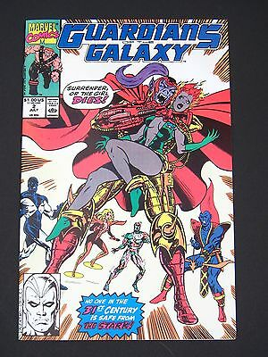 Guardians of the Galaxy #2  NM-  1990   High Grade Marvel Comic