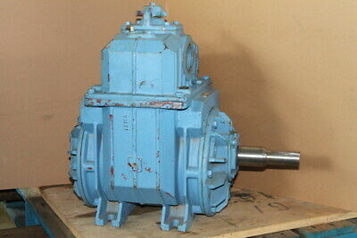 "Vacuum pump, 252 CFM, For tank truck, 22"" hg to 19 psi, CCW, PM60 Moro Pumps"
