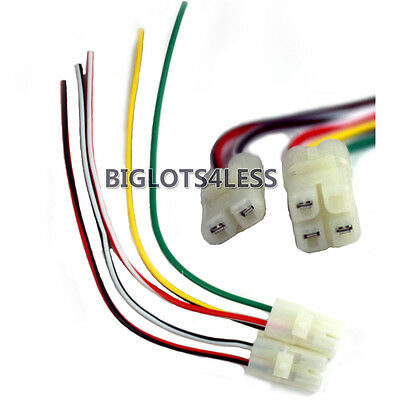 CDI CABLE WIRE HARNESS PLUG GY6 4STROKE 50-150cc SCOOTER MOPED ... on hand tool power supply wire harness, cannon plugs wire harness, factory wire harness, wiring harness,
