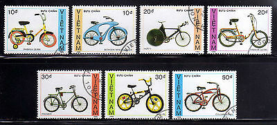 VIETNAM 1989 USED SC.1957/1963 Bicycles