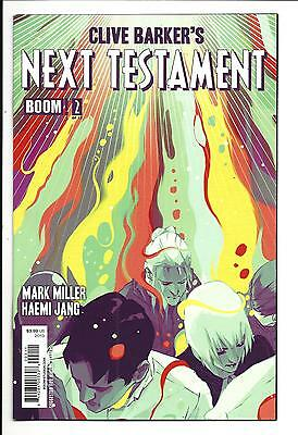 Clive Barker's Next Testament # 2 (Boom Studios, June 2013), Nm New