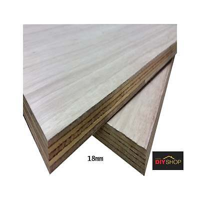 "Construction Marine (LW)* Plywood BS1088 - 1220X605mm (48""X24"")/(4.00ftx1.98ft)"