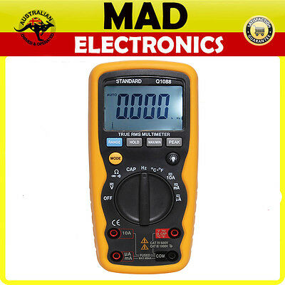 Auto Ranging IP67 Rated Waterproof Digital Multimeter