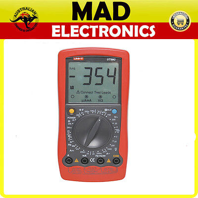 28 Range Digital Multimeter