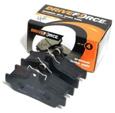 DRIVE FORCE PREMIUM KEVLAR Rear Brake Pads for HOLDEN ADVENTRA VZ, V6 & V8 #1332