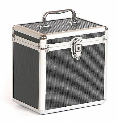 aluminium dj music headphone microphone cd music photography flight case box b