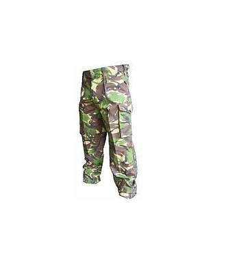 Combat Trousers Soldier 2000 Woodland DPM Lightweight Genuine Army Issue ~ New