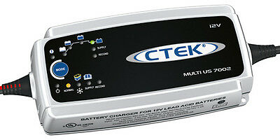 CTEK MULTI US 7002 12V Smart Battery Charger - Brand New (56-353)