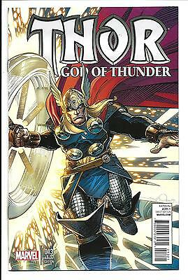 Thor: God Of Thunder # 13 (Simonson 1:50 Variant, Nov 2013), Nm/mt New