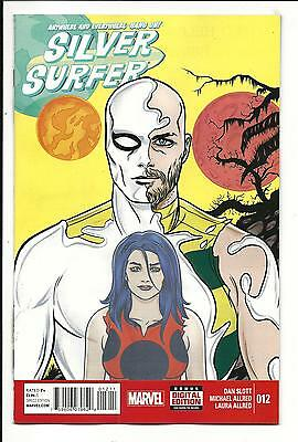 Silver Surfer # 12 (Aug 2015), Nm/m New