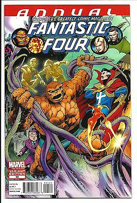 Fantastic Four Annual # 33 (Variant Edition, Sept 2012), Nm New