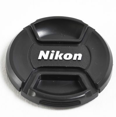 52 mm Snap-On Lens Cap for Camera Nikon Lens filters LC52